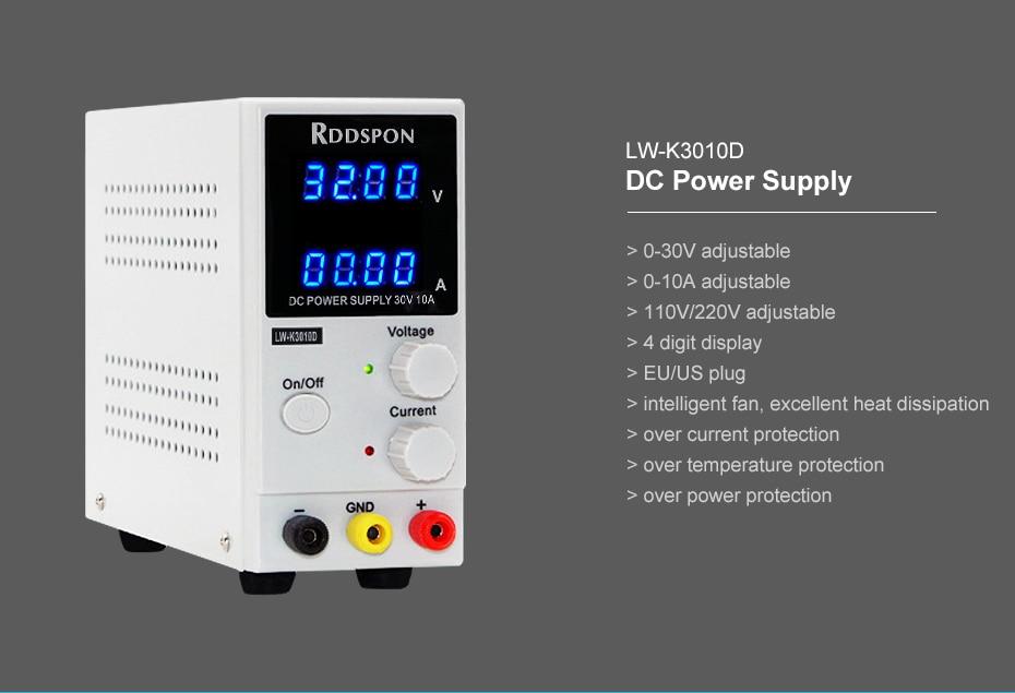 DC Power Supply 1