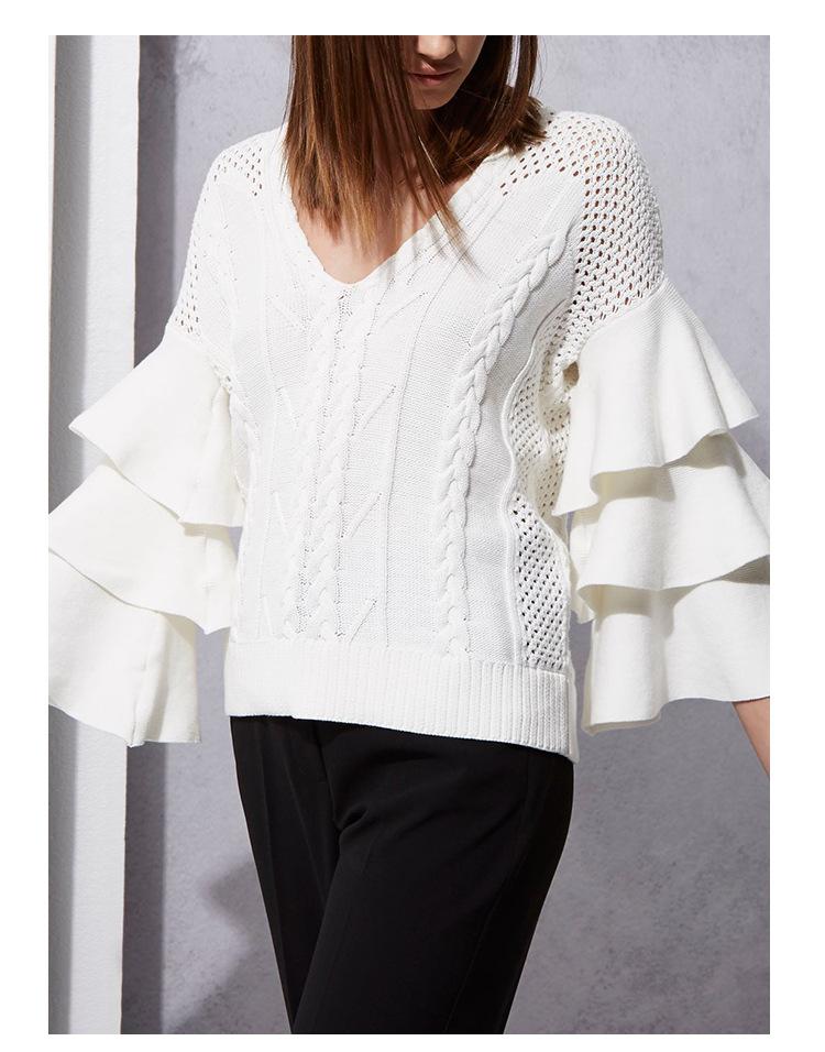 Womens Sweaters Blusa Ladies 5