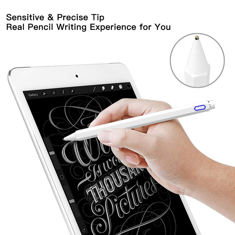 Suntaiho Stylus pens for Touch Screens Fine Point Stylist Pen Pencil Compatible for iPhone iPad 1234 mini