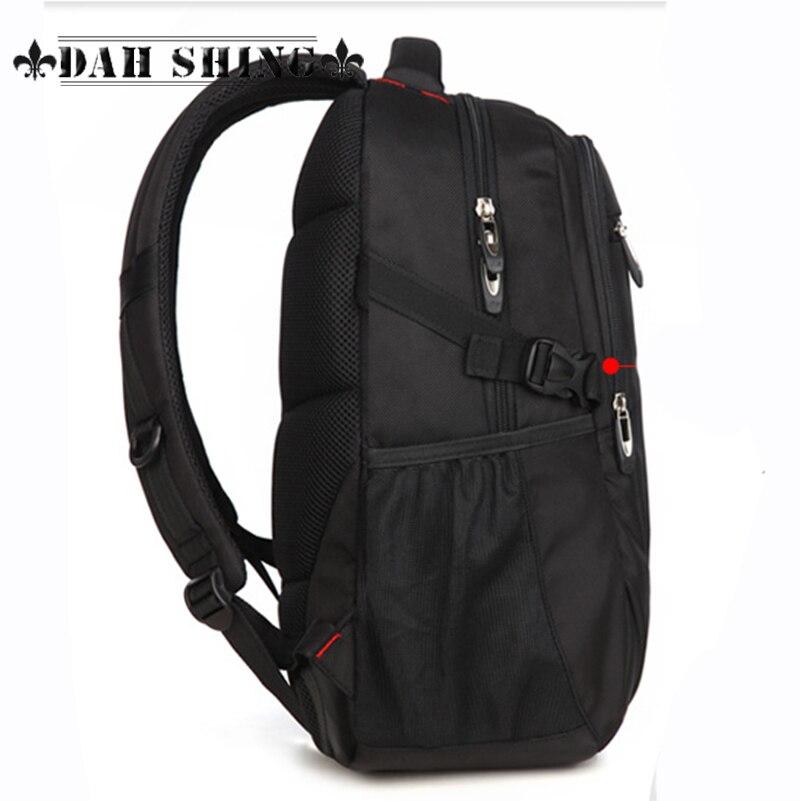 Imperméable Durable black 3 Ordinateur École En Dos À Hommes 17
