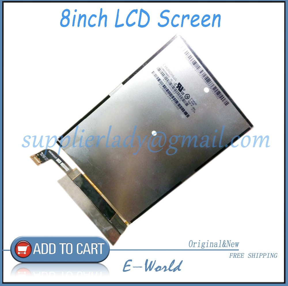 Original and New 8inch LCD screen CLAA080WQ02 XG CLAA080WQ02 CLAA080WQ for tablet pc free shipping original and new 8inch lcd screen kd080d20 40nh a3 revb kd080d20 40nh kd080d20 for tablet pc free shipping