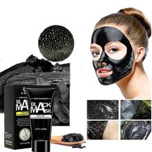 ZHENDUO Dispel Dead Skin Cutin Black Head Bamboo Charcoal Mask Deep Pore Cleansing  Mud Facial