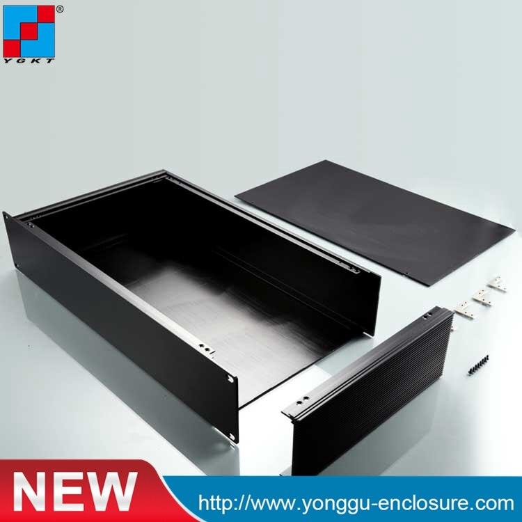482*89-250 мм 19 дюймов 2u серый для установки в стойку поле корпуса электронные дизайн коробки