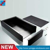 482*89 250mm 19 zoll 2u Grau multifunktionsblecheinbaugehäuse box gehäuse elektronische design box|box enclosure|box boxbox electronic -