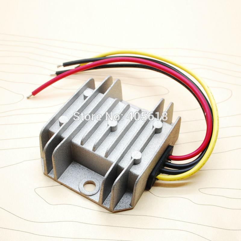 36v-dən 12v dc 5Amax 60Wmax yüksək keyfiyyətli DC DC çeviricisi - İşıqlandırma aksesuarları - Fotoqrafiya 1