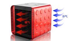 Riscaldatore riscaldatore elettrico apparecchi mini per uso domestico di energia-risparmio energetico ventola di Usare il bagno