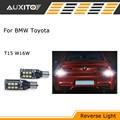 2x T15 W16W LED CANBUS Samsung 3535 Chip High Power Backup Reverse Light for BMW E39 E60 E90