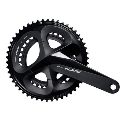 Nouveau pédalier Shimano 105 FC-R7000 2*11 s vélo de route roue à chaîne avant R7000 22 s