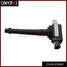 Катушка зажигания 22448-ED800 0221604014 для Nissan Sentra Micra K12 X-Trail T31 Tiida C11 22448ED800 22448ED800