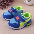 Bebé zapatillas de deporte del otoño del resorte niños y niñas suave cuna bottom shoes kids antideslizante deportes shoes