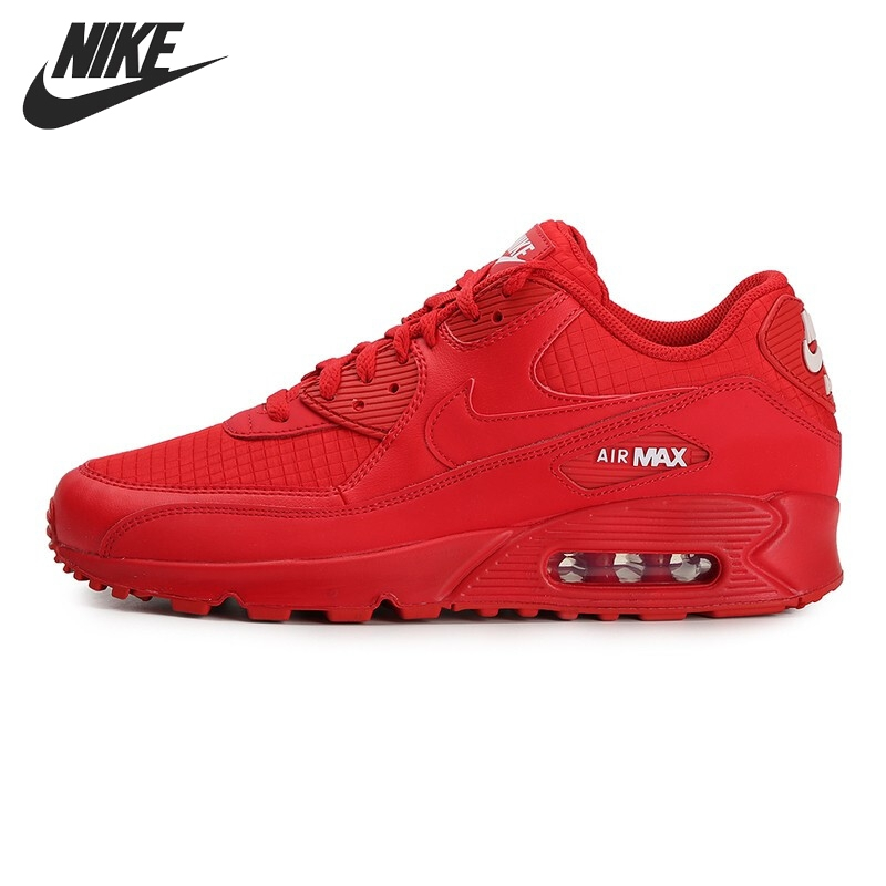 Original New Arrival 2019 NIKE AIR MAX 90 ESSENTIAL Men s Running Shoes Sneakers