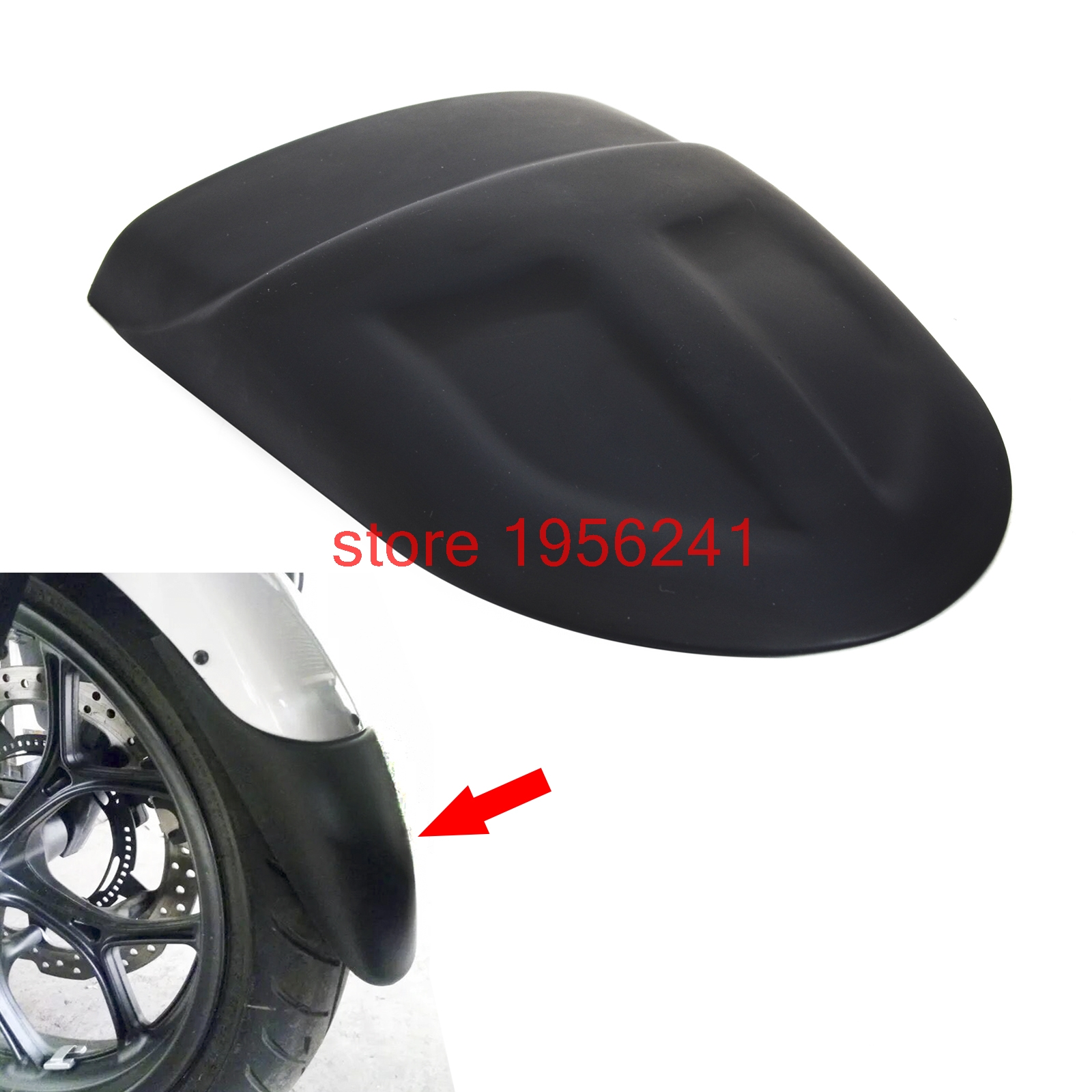 Motorcycle Front Fender Extension Extender For Honda NC700X NC700S NC750X NC750S 2012 2013 2014 2015 NC700 NC750 S/X m20 2 5 motorcycle cnc magnetic engine oil filler cap for honda nc700 nc750s nc750x cb500x motor bike accessoreis