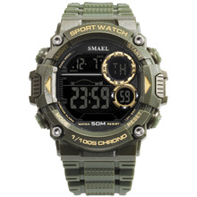 Creative Military Sport Watch Digital Multi-function Watches Mens Electronic Waterproof Wristwatches Relogio Masculino Sale