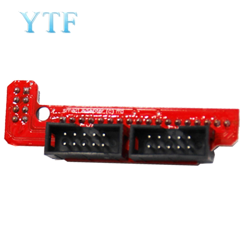 3D Printer Motherboard Ramps 1.4 Conversion Seat LCD2004 Module / 12864 Control Screen Adapter