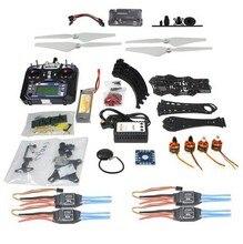 DIY RTF Full Set RC Drone Quadrocopter 380mm Wheelbase Frame Kit with APM 2 8 Flight