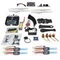 F14893-P X4M380L Conjunto Completo DIY RC Drone Quadrocopter Quadro Kit APM 2.8 Cardan TX