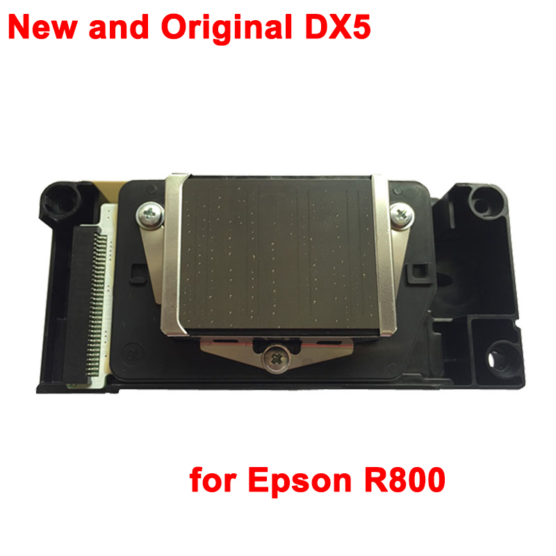 (F152000) New and Original DX5 Water-Based print head for Epson R800 printer printhead with high quality original dx5 printer head made in japan with best price have in stock for sale