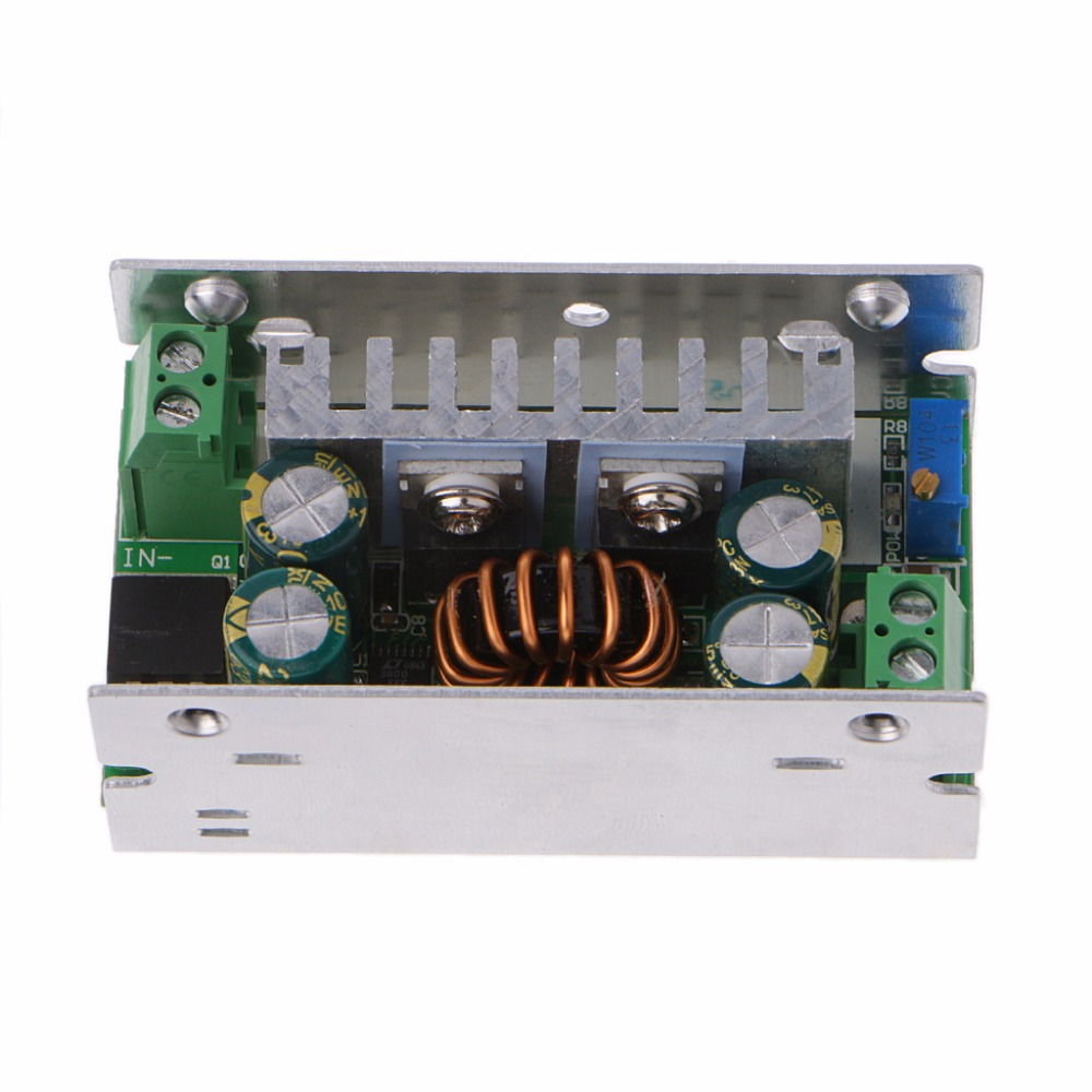 200W 15A DC-DC 8-60V To 1-36V Synchronous Buck Converter Step-down Power Module