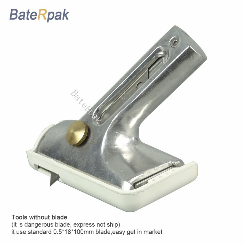 BateRpak aluminum handle sheet floor cutter,PVC floor wall edge cutter(No blade)BateRpak aluminum handle sheet floor cutter,PVC floor wall edge cutter(No blade)