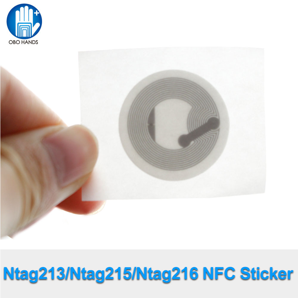 Back To Search Resultssecurity & Protection Ntag213 Ntag215 Ntag216 Nfc Paper Stickers Tag Universal Rfid Label 13.56mhz With 144byte Memory For Smart Phone Diam 25mm Providing Amenities For The People; Making Life Easier For The Population Access Control Cards