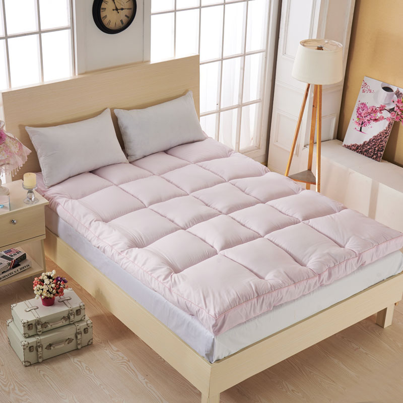 100% thick 10cm comfortable mattress single size double size soft and warm high quality foldable mat