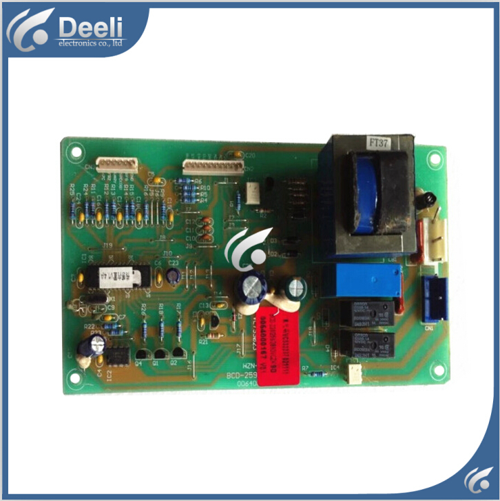 95% new good working 100% tested for Haier refrigerator 0064000167 BCD-239/DVC computer board power supply board rsag7 820 4737 roh led39k300j led40k160 good working tested