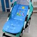 Carrinho de bebê Almofada, Stroller Almofada Dos Desenhos Animados para o Bebê Cadeirinhas e Carrinhos de Criança Mat Stroller Padding Liner Assento de Carro Colchão Pad