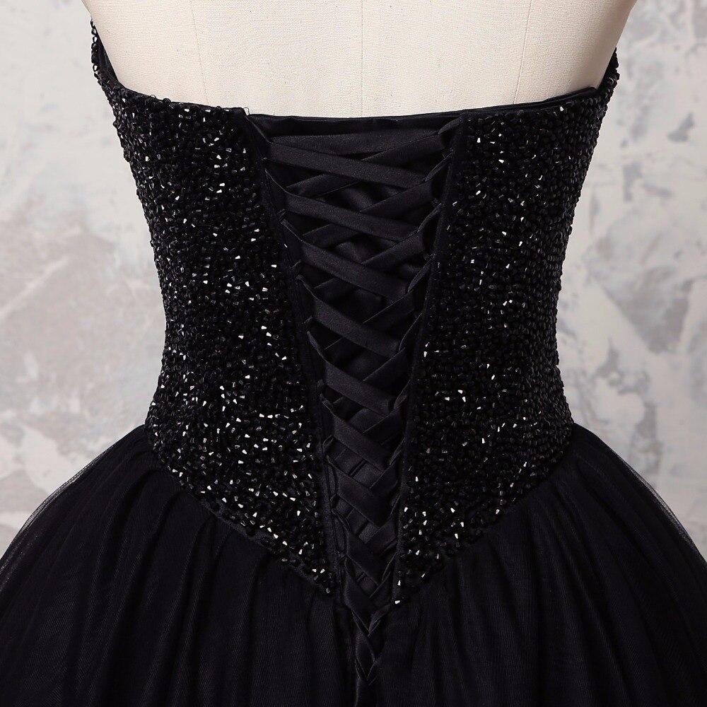 Dubai 2018 Black Tiny Crystal Wedding Dresses Luxury Lush Ball Gowns Plus  Size Abiye Bridal Dress Sweetheart Vestido De Noiva-in Wedding Dresses from  ... 48f13f3f9614