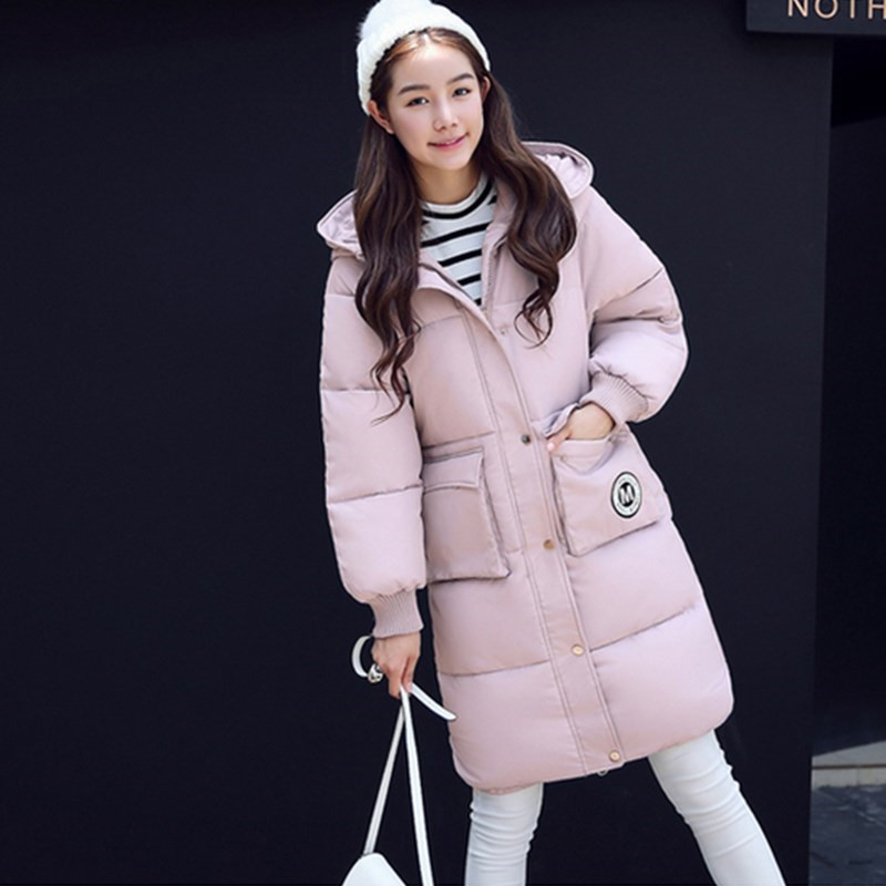 Winter Jacket Women Thick Warm Hooded Cotton Padded Coat Female,Coats parka,Long Wadded Jacket,Winter Overcoat Parka TT1661 x long cotton padded jacket female faux fur hooded thick parka warm winter jacket women solid color wadded coat outerwear tt763