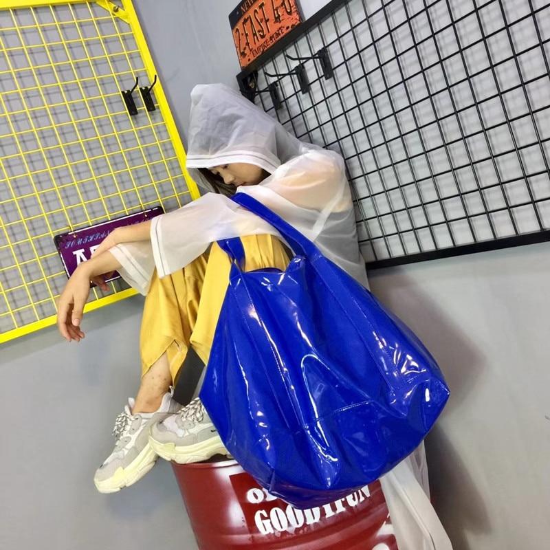 NEW Women Shoulder Bag Fashion Women Handbags Oil Wax Leather Large Capacity Tote Bag Casual Pu Leather women Messenger bag