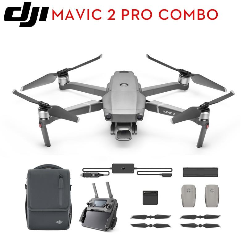 DJI Mavic 2 Pro/Mavic 2 Zoom /Fly More Combo/ Hasselblad Camera  zoom lens Drone RC Quadcopter With 4K HD Camera Drone IN Stock-in Camera Drones from Consumer Electronics    1