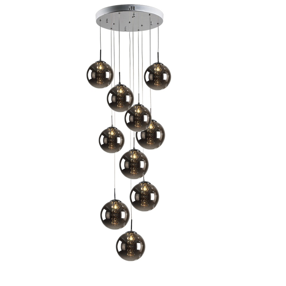 Hanging Dining Room Lights Staircase Led Lighting Modern Ceiling For Pendant Lamp Stairs