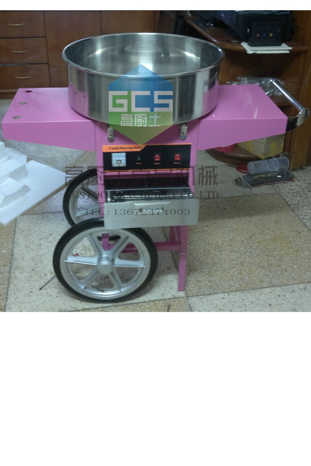 Free shipping With CE Commercial use Cotton candy machine with car Exports to EU candy floss machine dhl free shipping mitchell 2015 car repair software fits car from 1984 to 2015 work for any computer and no limited to use