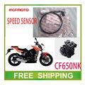Sensor de velocidade cf moto cfmoto cf650 motocicleta acessórios frete grátis