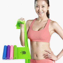 Sport Rubber Band Pilates Exercise Equipment Resistance Bands Elastic Yoga Fitness Body Building Crossfit Women Men Pull Rope