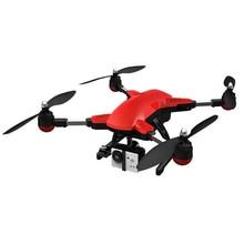 Simtoo star map Dragonfly UAV quadrotor mini drone 3-axis Gimbal Wifi 4K Camera GPS Watch Remote Controller Foldable Follow Me