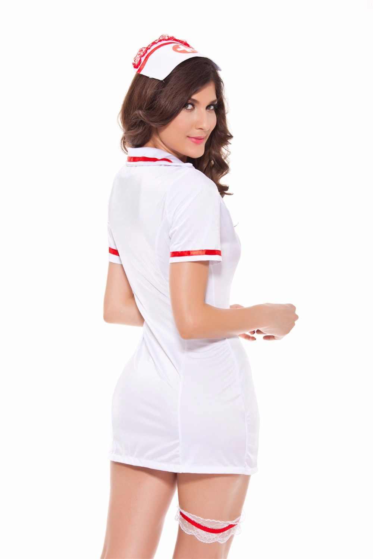 848765dd4 ... Sexy Nurse Dress - Sexy Nurse Cosplay Costume Retro Nurse Costume Hot  Selling Sexy Nurse Dress