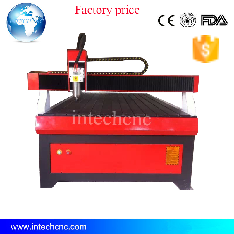 Economic for door and furniture 3.0KW 1224 wood carving cnc router