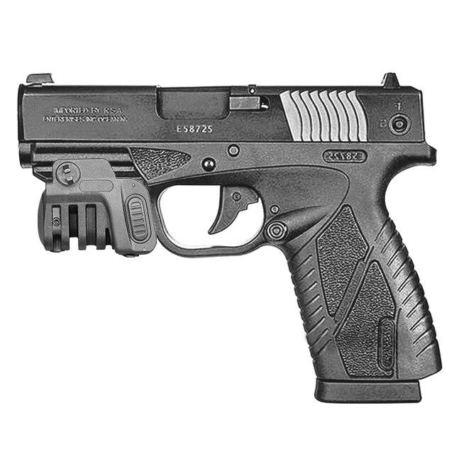 Livraison directe FDA 650nm tactique mini pistolet réglable rouge laser chasse visée laser pour glock pistolets beretta