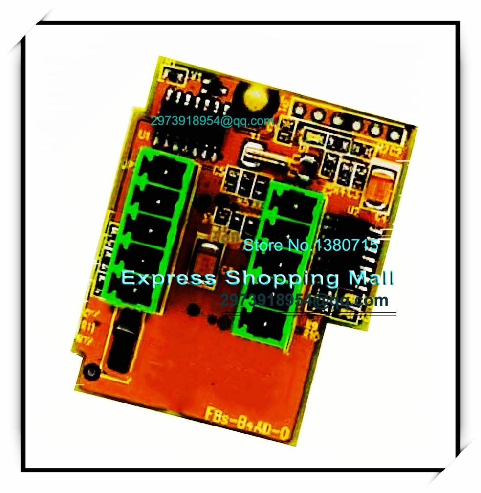 ФОТО New Original FBs-B4AD PLC 24VDC 4 AI Module