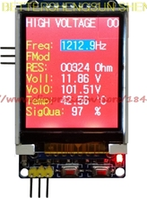 Vibrating string Sensor measuring instrument WIN312 reader Reading module With a 1.8 Inch screen