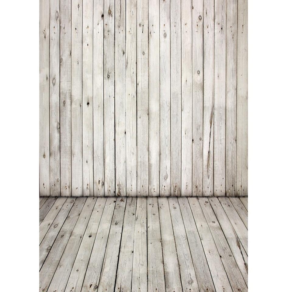 Fond de photographie de sol mural en bois pour séance Photo enfant enfants  bébé nouveau-né tissu imprimé Photo toile de fond Studio Photo