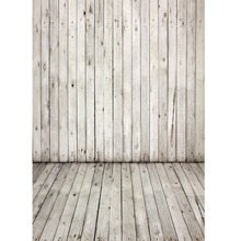 Wooden Wall Floor Photography Background For Photo Shoot Child Kids Baby New Born Cloth Printed Backdrop Studio
