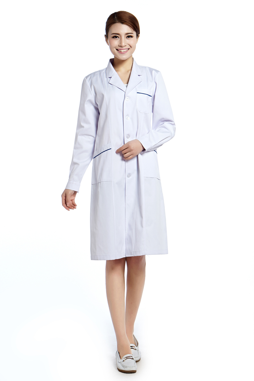 Popular Women Doctor Coat-Buy Cheap Women Doctor Coat lots from ...