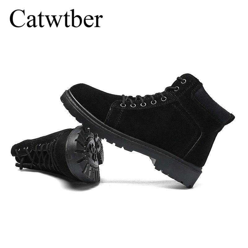 Respirant Top Cuir Scission Cheville Chaussures black Catwtber Bullock Base Appartements Nouvelle En blue Pour Bottes Brown De Robe D'affaires Hommes Doux High fPtw5qZ5