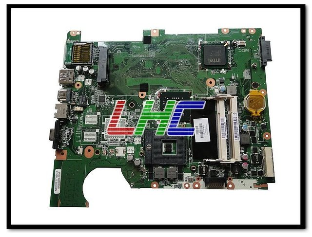 New Arrival!Laptop motherboard/mainboard for HP G70 578701-001 GM laptop parts, fully tested with work perfect!