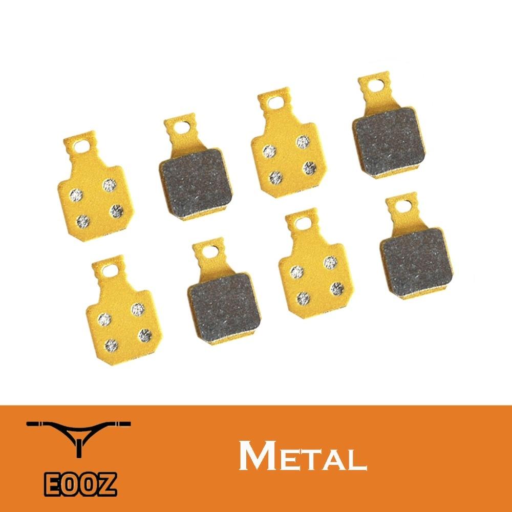 4 Pairs Bike Semi Metallic Brake Pads For Magura M5 M7 MT5 MT7 MT Trail SH901