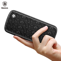 Baseus 10000mAh USB Power Bank Ultra Thin Light Portable External Battery Charger For IPhone 6 7
