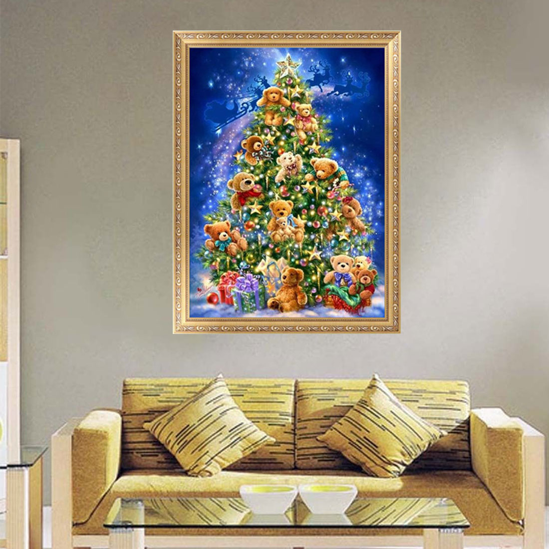 Buy diy 5d mosaic diamond painting cross for International home decor stores