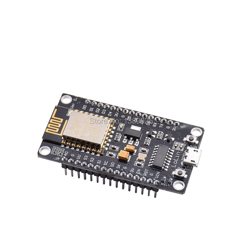 Wireless module NodeMcu Lua WIFI Internet of Things development board based ESP8266 with pcb Antenna and usb port ESP-12E CH340